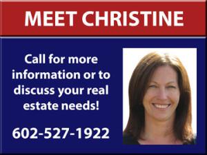 Christine Huebsch Chandler Homes Condos